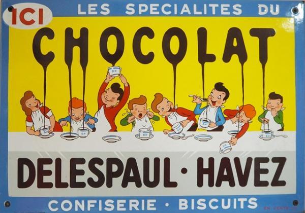 DELESPAUL-HAVEZ CHOCOLAT