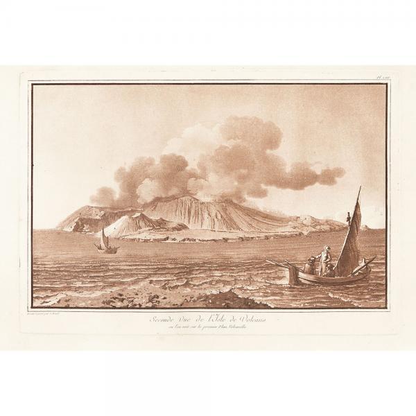 Jean Pierre Laurent HOUEL  - Voyage pittoresque des isles de Sicile, de Malte et de [...]