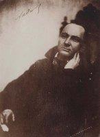Félix et Paul NADAR - Portrait de Charles Baudelaire au fauteuil - Auction