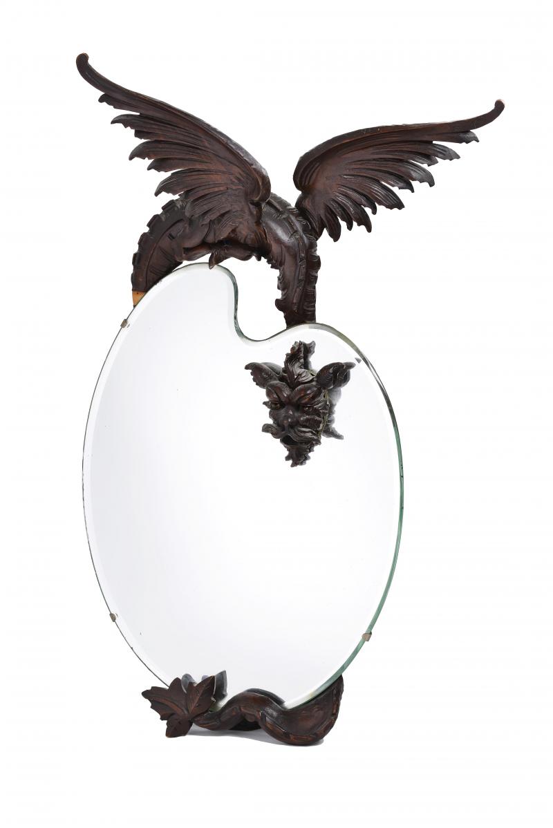 Miroir dans le style de gabriel viardot miroir dans le for Pic de chix dans l miroir