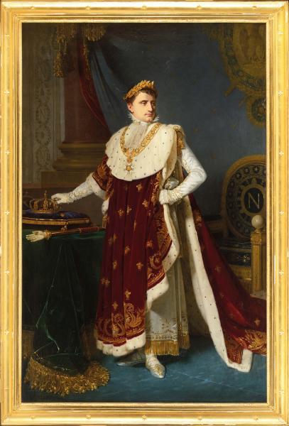 Michel Martin Drolling (Paris 1789-1851) Ecole Française du XIXème siècle [...]