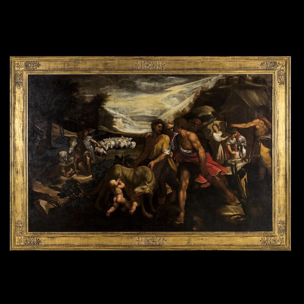 Giuseppe cesari dit cavalier d'arpin et atelier (arpino 1568 – rome 1640), [...]