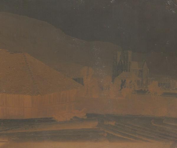 Deux albums et quatre négatifs d'un calotypiste dauphinois 1860-1880. Exceptionnel[...]