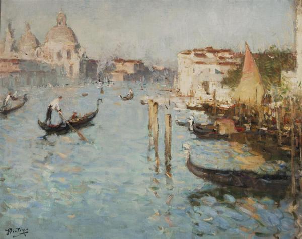 MONTEZIN Pierre-Eugène (1874-1946)  -