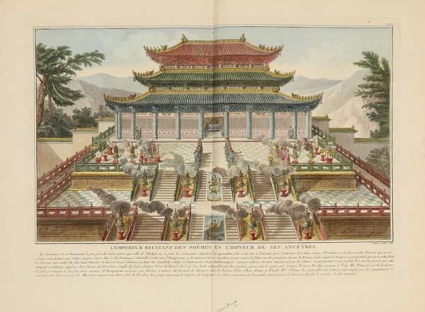 [Chine]. HELMAN (Isidore-Stanislas).  - [Conquêtes de l'Empereur de la Chine. Suite[...]