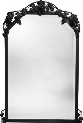 Travail fran ais des ann es 30 miroir de chemin e mis for Miroir francais