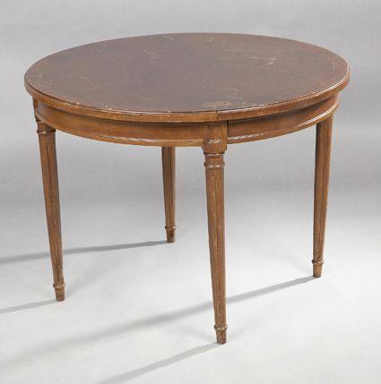 Tradart deauville accueil - Table basse en bois naturel ...