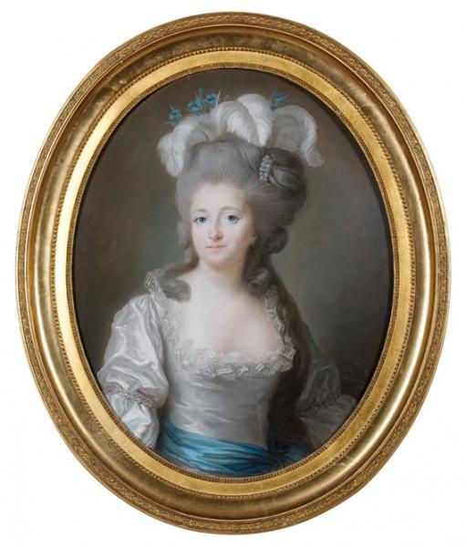 Elisabeth Louise VIGEE LEBRUN (1755-1842) - Portait de Philippe...