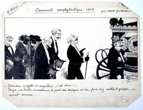 GUILLAUME Albert (1873-1942)  -