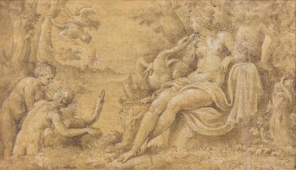 CAMPI Giulio (1502-1572)